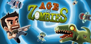 Age of Zombies - Век зомби на Android