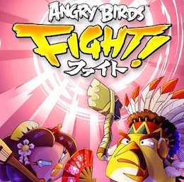 Злые птицы: Битва - Angry Birds Fight! на Android