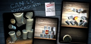 Can Knockdown - Разбей на Android