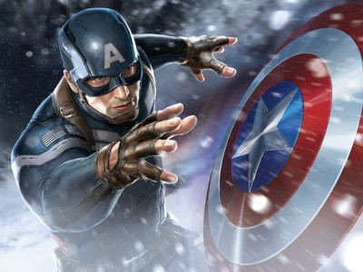 Скриншот игры Captain America: The Winter Soldier для Android.