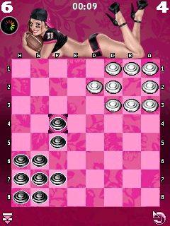 Игру + В Шашки Уголки