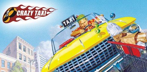 Gameplay игры crazy taxi скриншоты