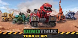 Динотракс - Dinotrux на Android