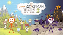 ������� �������� 2 - Draw a Stickman: EPIC 2 �� Android