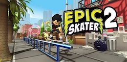 - Epic Skater 2 на Android