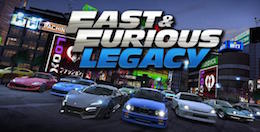Форсаж: Наследие - Fast & Furious: Legacy на Android