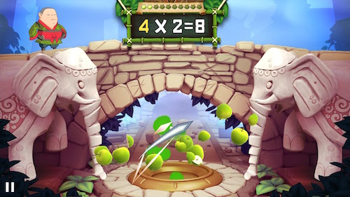 Fruit Ninja - The original juicy fruit-slicing action game!