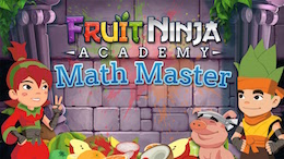 ��������� ������: ���������� - Fruit Ninja: Math Master �� Android