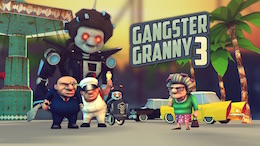�������-�������� 3 - Gangster Granny 3 �� Android