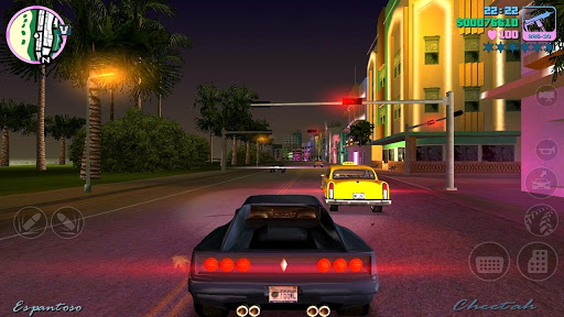 �������� ���� Grand Theft Auto: Vice City ��� Android.