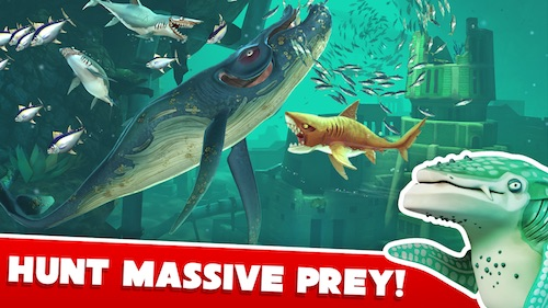 скачать игру голодная акула - фото 3