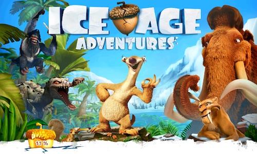 Игра на Андроид Ice Age Village - YouTube