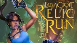 ���� �����: ��� �� ��������� - Lara Croft: Relic Run �� Android