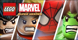 Лего Марвел: Супер Герои - LEGO Marvel Super Heroes для Android