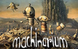 Машинариум - Machinarium на Android