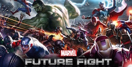 ������: ����������� ����� - MARVEL Future Fight ��� Android