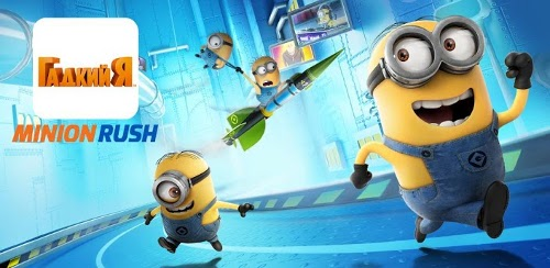 Gameplay ���� Minion Rush. ��������� ������ � - Android ���� ��� ��������