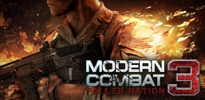 Modern Combat 3 Fallen Nation - ����� ����� 3: ������ ����� ��� Android