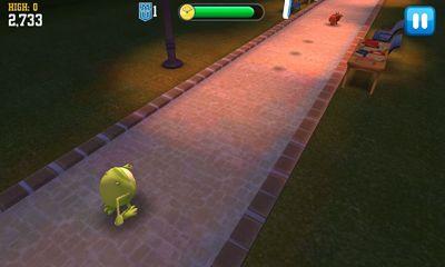 Gameplay игры monsters u catch archie скриншоты
