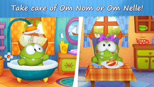 Скачать игру, my Om Nom.5.3 на андроид