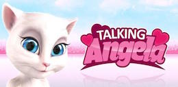 My Talking Angela - ��� ��������� ������� ��� Android