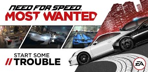����� ��������: ������������� - Need for Speed: Most Wanted ��� Android