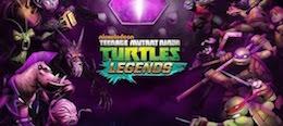 Ninja Turtles: Legends - Черепашки-Ниндзя: Легенды на Android