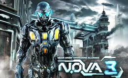 Нова 3 - N.O.V.A. 3 - Near Orbit Vanguard Alliance для Android