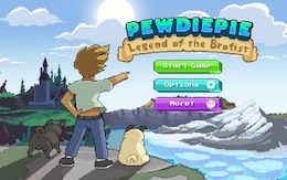 Феликс Чельберг - PewDiePie: Legend of Brofist на Android
