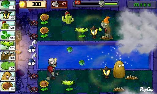 Растения против зомби android игра для