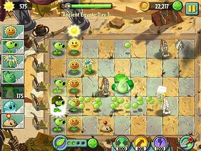 Time скриншоты растения против зомби 2