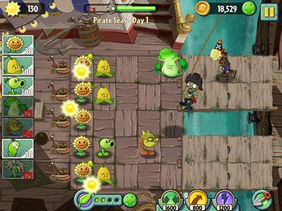 Time скриншоты растения против зомби