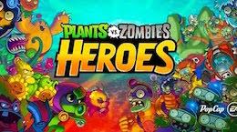 Растения против Зомби Герои - Plants vs. Zombies™ Heroes на Android