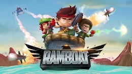 - Ramboat - Jumping Shooter Game на Android