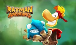 Rayman Adventures - ������: ����������� ��� Android