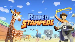Rodeo Stampede:Sky Zoo Safari - Дикое родео: Зоопарк на Android