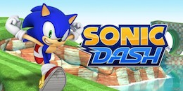 ����� ������ - Sonic Dash ��� Android
