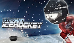 ������ �� ��������� - Stickman Ice Hockey ��� Android