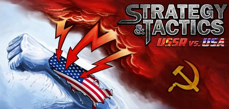 Strategy and Tactics: USSR vs USA - Стратегия и Тактика: СССР против США для Android