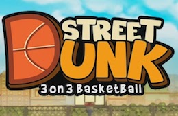 ������� ��������� 3 - Street Dunk 3 on 3 Basketball ��� Android