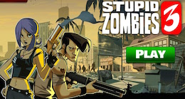 ������ ����� 2 - Stupid Zombies 3 �� Android