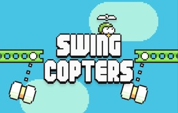��������������� ��������� - Swing Copters ��� Android