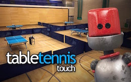 Настольный теннис - Table Tennis Touch на Android