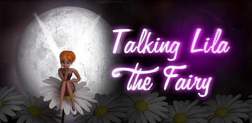 Скриншот игры Talking Lila the Fairy для Android.