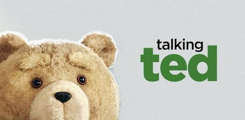 Скриншот игры Talking Ted Uncensored для Android.