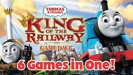 ����� � ������: ������ �������� ����� - Thomas & Friends: King Railway �� Android