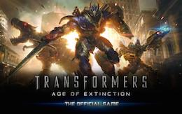 Transformers: Age of extinction - Трансформеры: Эпоха истребления на Android