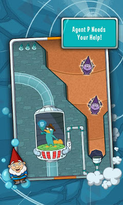 Gameplay ���� Wheres My Perry. ��������� ��� �� ����� - Android ���� ��� ��������