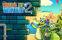 Wheres My Water? 2 - Крокодильчик Свомпи 2 на Android