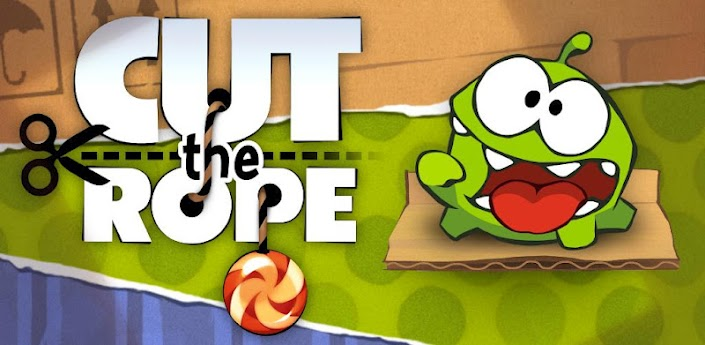 Cut the Rope - �������� ������� ��� Android